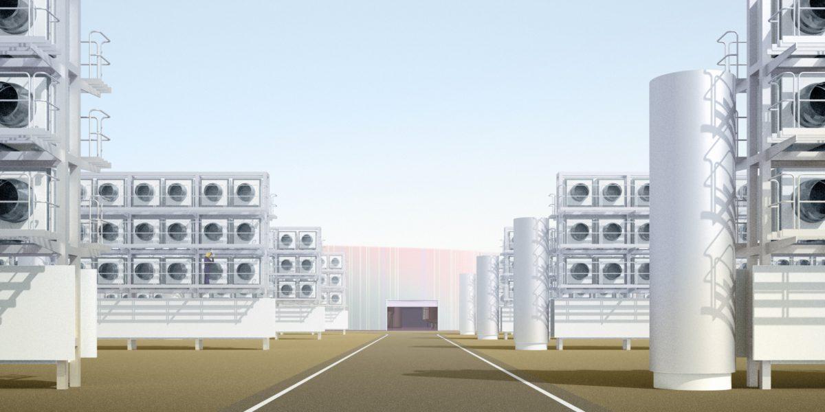 Solar Foods Solein Factory concept